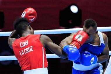 Campeoanto Mundial de Boxeo