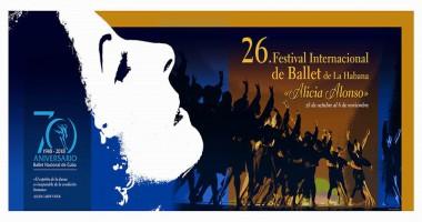 XXVI Festival Internacional de Ballet de la Habana