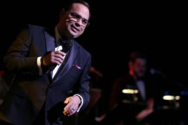 Salsero puertorriqueño Gilberto Santa Rosa