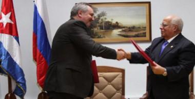 Enfatizan en las relaciones Cuba-Rusia