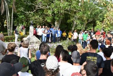 Brigada europea de solidaridad con Cuba, José Martí