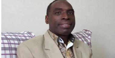 Ángel Villa, representante de Cuba ante la Unión Africana