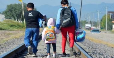 Migración de familias por el cambio climático