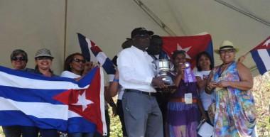 Artistas y artesanos cubanos conquistaron el Gran Premio del Festival Internacional Cultural de Las Bahamas