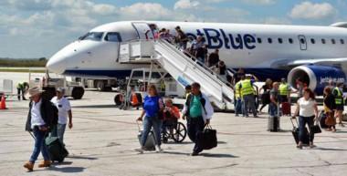 Se restablecen todos los vuelos desde Estados Unidos a Camagüey