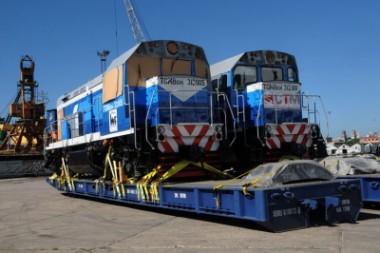 Locomotoras de fabricación rusa