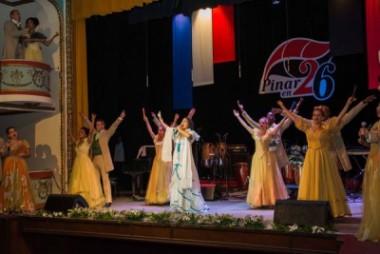 Gala cultural Nosotros en homenaje al 26 de Julio
