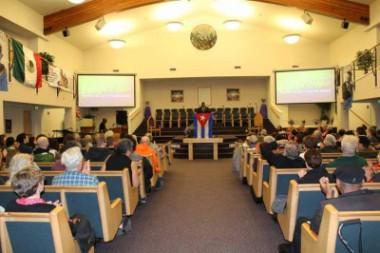 La Iglesia Bautista La Nueva Esperanza de Seattle