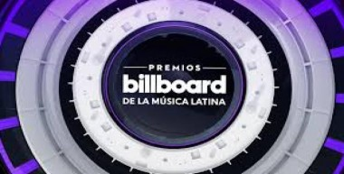 Cartel de los premios Billboard de la Música Latina 2019