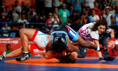 Milaymis de la Caridad Marín: Promesa que ambiciona olimpismo