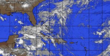 Continuarán fuertes lluvias en Cuba