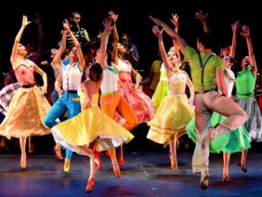 Escenas de Cuba Vibra, uno de los más exitosos espectáculos de Lizt Alfonso Dance Cuba