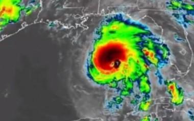 Imágenes del huracán Michael