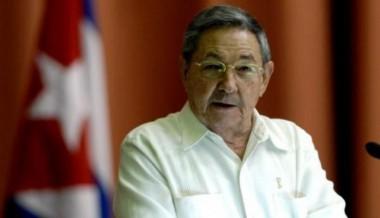 primer secretario del Partido Comunista de Cuba, Raúl Castro Ruz