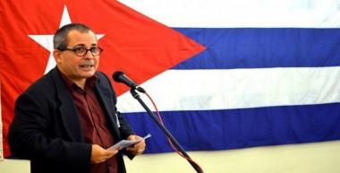 El diplomático cubano Juan Antonio Fernández desenmascaró en Lima a elementos anticubanos que intentaban suplantar a la sociedad civil de la mayor de las Antillas en el Diálogo Hemisférico.
