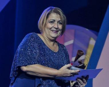 Mabel Muñiz Ocaña, gerente general de producciones Adbala