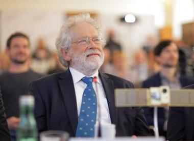 Doctor en Física Anton Zeilinger, presidente de la Academia de Ciencias de Austria