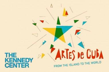 Banner alegórico al Festival Artes de Cuba