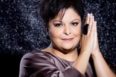 Cantante brasileña Fabiana Cozza