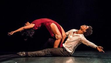 Bailarín Carlos Acosta