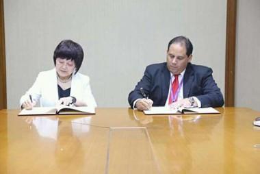 Encuentro de cooperación Cuba-China