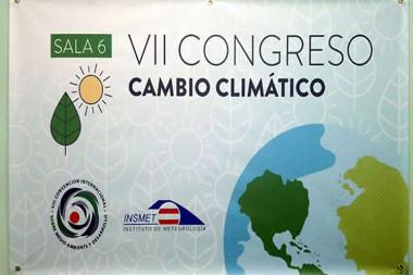 VII Congreso de Cambio Climático