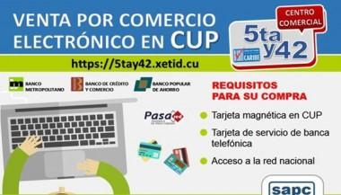 Centro Comercial de 5ta y 42 online