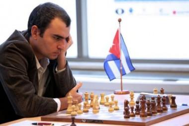 Ajedrecista cubano Leinier Domínguez