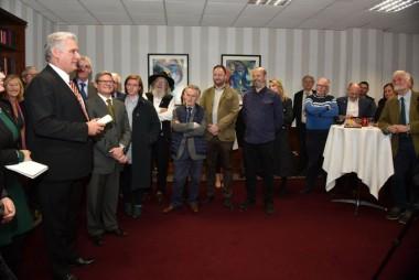 Dialoga Díaz-Canel con cubanos residentes en Irlanda