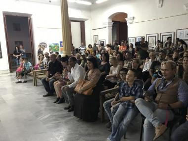 """Festival Nacional de Audiovisuales para Niños y Adolescentes """"Rodando Fantasías""""."""