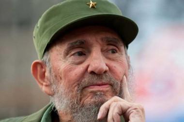 Líder histórico de la Revolución cubana, Fidel Castro