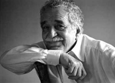 Escritor colombiano Gabriel García Márquez