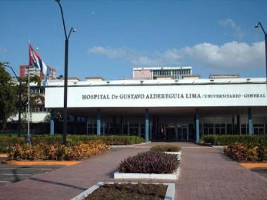 Recupera su funcionamiento habitual el hospital de Cienfuegos tras fuerte incendio