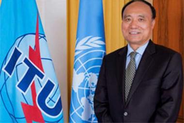 secretario general de la Unión Internacional de Telecomunicaciones (UIT), Houlin Zhao