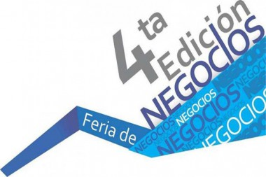 Logo de  la  IV edición de la Feria de Negocios
