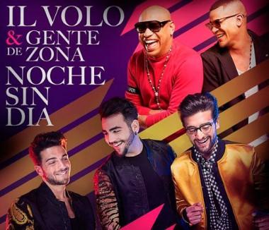 """Gente de Zona estrena el tema """"Noche sin día"""" con trío italiano Il Volo"""