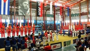 La edición 56 de los torneos nacionales de boxeo Playa Girón