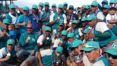 La Isla de la Juventud Campeona Nacional del Béisbol Sub-23