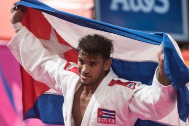 Obtiene Cuba dos medallas de oro en Panamericano de Judo en México