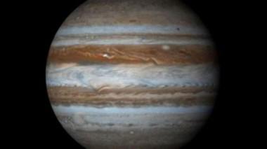 Planeta Júpiter. Foto: Telescopio espacial Hubble.