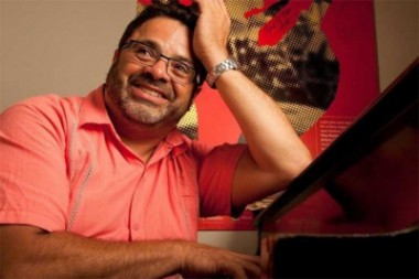 pianista norteamericano Arturo O´Farrill