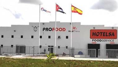 Sede de la empresa en la ZED Mariel. Foto: Hotelsa