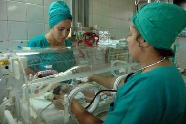Sala de neonatalogía