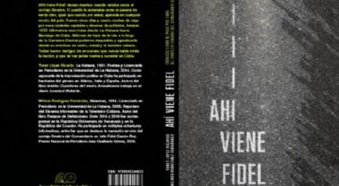 Dedican a Fidel el Sábado del Libro