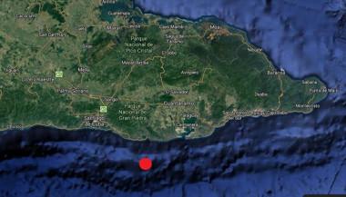 Reportan sismo de 4,1 grados de magnitud en las costas de Guantánamo