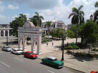 Centro Histórico de Cienfuegos