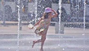 En todo el mundo, el último mes de junio ha sido el segundo más cálido registrado, según el servicio meteorológico europeo Copérnico.
