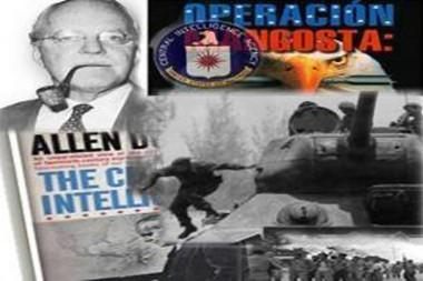 Imagen alegórica al terrorismo de Estados Unidos contra Cuba.