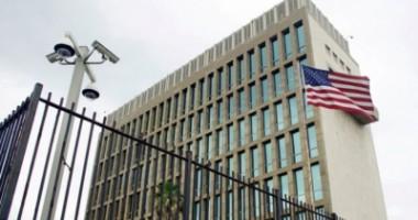 Embajada de EU en La Habana