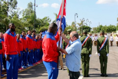 Ondeará en Barranquilla la enseña nacional cubana